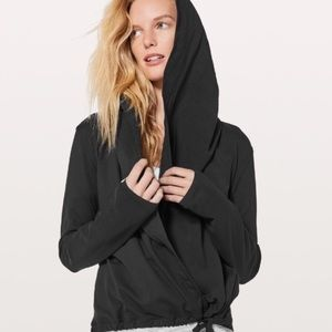 Lululemon Ready to Rulu wrap sweater